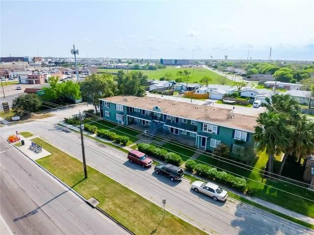 4513 S Staples Street, Corpus Christi, TX 78411 (MLS #358709) :: RE/MAX Elite Corpus Christi