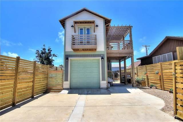 147 W Brundrett Avenue, Port Aransas, TX 78373 (MLS #358756) :: RE/MAX Elite Corpus Christi