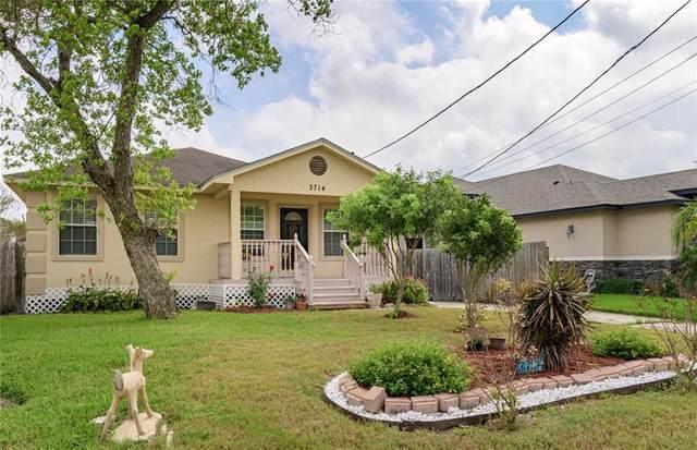 3714 Santa Fe Street, Corpus Christi, TX 78411 (MLS #358845) :: KM Premier Real Estate