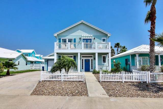 129 Mustang Royale, Port Aransas, TX 78373 (MLS #358866) :: Desi Laurel Real Estate Group