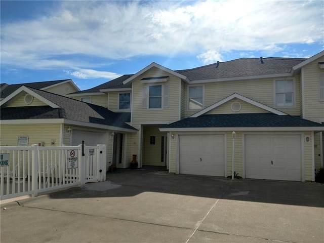 15110 Leeward Drive #202, Corpus Christi, TX 78418 (MLS #358872) :: RE/MAX Elite Corpus Christi