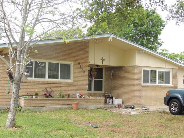 5823 Lucille Drive, Corpus Christi, TX 78412 (MLS #358901) :: RE/MAX Elite Corpus Christi