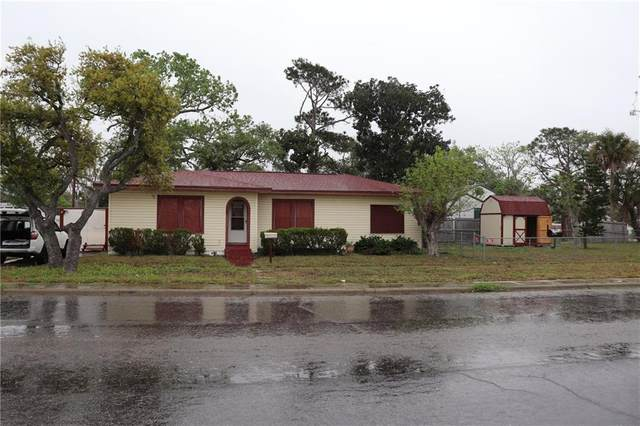418 W Wilson Avenue, Aransas Pass, TX 78336 (MLS #358911) :: Desi Laurel Real Estate Group