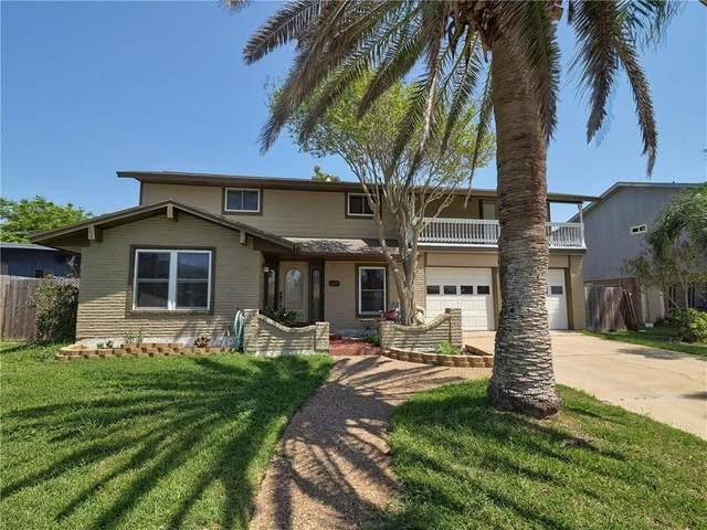 117 Chiltipin Drive, Portland, TX 78374 (MLS #358921) :: Desi Laurel Real Estate Group