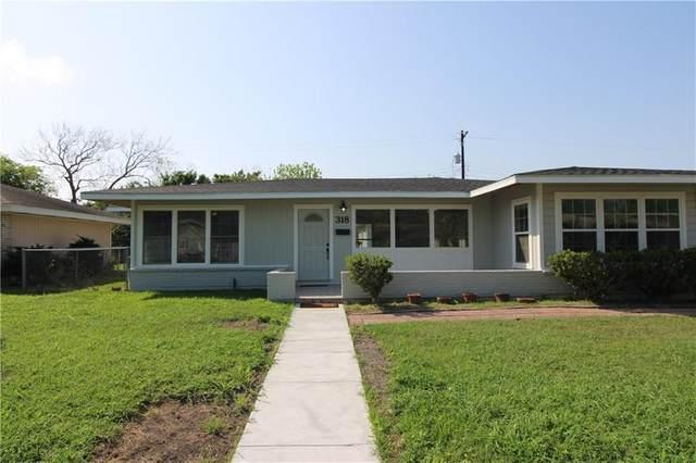 318 Waverly Drive, Corpus Christi, TX 78412 (MLS #358923) :: RE/MAX Elite Corpus Christi