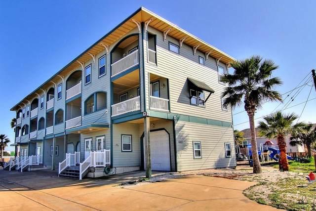 1527 S Station Street #102, Port Aransas, TX 78373 (MLS #358924) :: Desi Laurel Real Estate Group