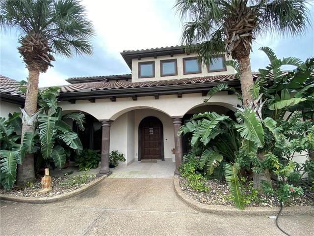 107 Amberjack Drive, Aransas Pass, TX 78336 (MLS #358925) :: Desi Laurel Real Estate Group