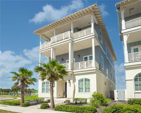114 Cattail, Port Aransas, TX 78373 (MLS #358997) :: South Coast Real Estate, LLC