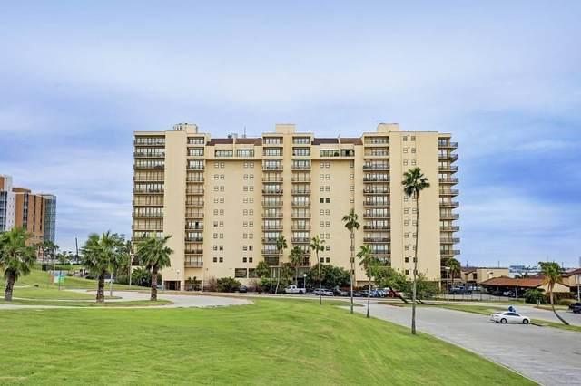 1400 Ocean Drive Drive 702A, Corpus Christi, TX 78404 (MLS #359040) :: KM Premier Real Estate
