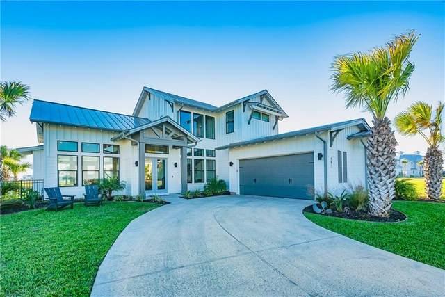 163 Reserve Lane, Rockport, TX 78382 (MLS #359112) :: Desi Laurel Real Estate Group