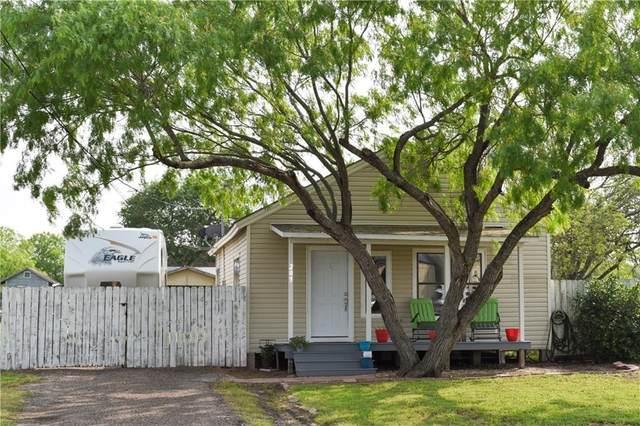 205 Voelkel Avenue, Orange Grove, TX 78372 (MLS #359276) :: Desi Laurel Real Estate Group