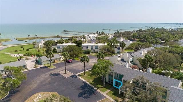 2003 N Fulton Beach Road #59, Rockport, TX 78382 (MLS #359356) :: Desi Laurel Real Estate Group