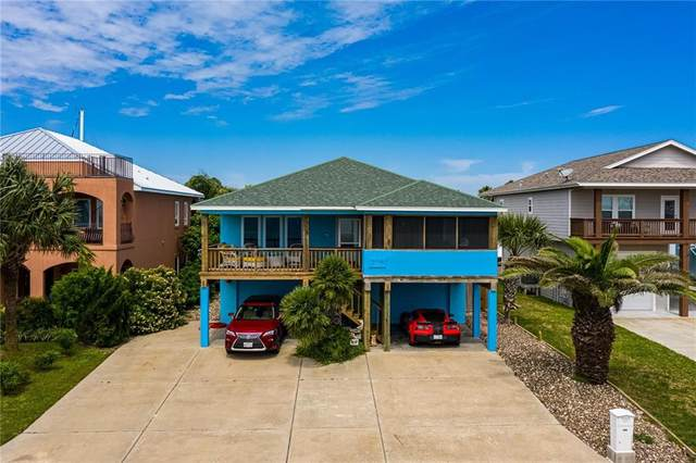 316 Bayview Drive, Aransas Pass, TX 78336 (MLS #359577) :: Desi Laurel Real Estate Group