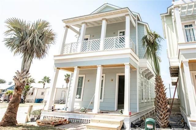 236 Bronco Street, Port Aransas, TX 78373 (MLS #359666) :: KM Premier Real Estate