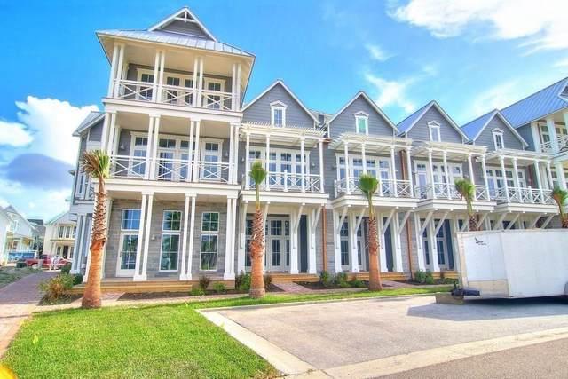 210 Social Circle 9-102, Port Aransas, TX 78373 (MLS #359678) :: KM Premier Real Estate