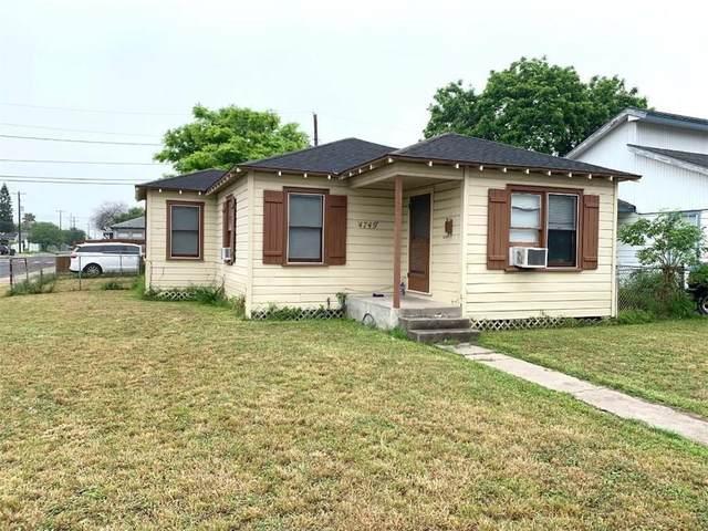 4749 Easter Drive, Corpus Christi, TX 78415 (MLS #359684) :: South Coast Real Estate, LLC