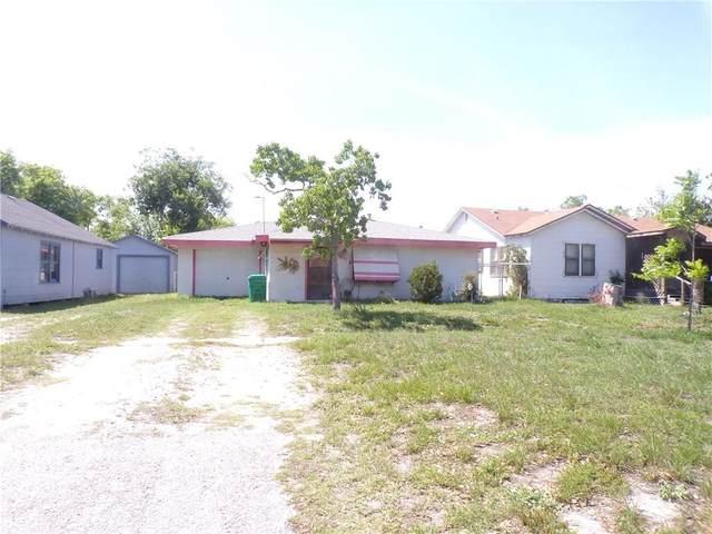 312 S Lamont Street, Aransas Pass, TX 78336 (MLS #359794) :: KM Premier Real Estate