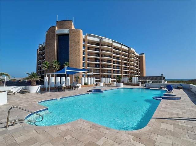 720 Access Rd 1-A #812, Port Aransas, TX 78373 (MLS #360907) :: KM Premier Real Estate