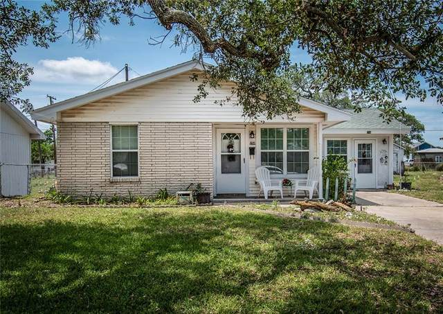 256 N Houston Street, Aransas Pass, TX 78336 (MLS #360962) :: KM Premier Real Estate