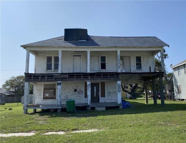 144 S Houston Street, Aransas Pass, TX 78336 (MLS #361021) :: KM Premier Real Estate