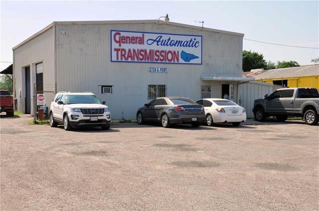 2726 S Port Avenue, Corpus Christi, TX 78405 (MLS #361050) :: KM Premier Real Estate