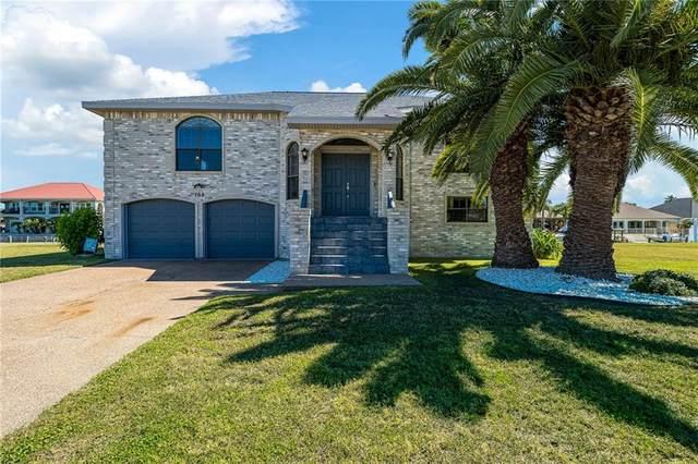 108 Tarpon Court, Aransas Pass, TX 78336 (MLS #361155) :: KM Premier Real Estate