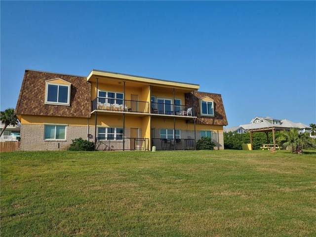 700 Island Retreat #64, Port Aransas, TX 78373 (MLS #361174) :: KM Premier Real Estate