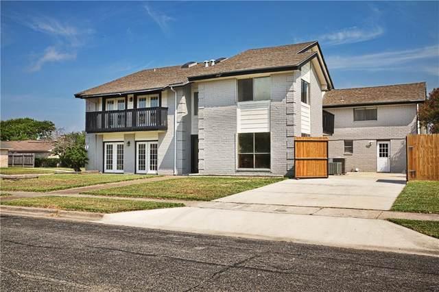 104 Lost Creek Drive, Portland, TX 78374 (MLS #361270) :: South Coast Real Estate, LLC