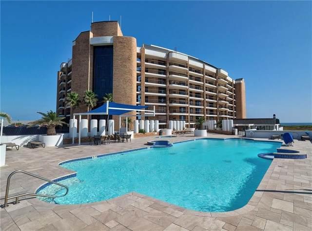 720 Access Road 1-A #212, Port Aransas, TX 78373 (MLS #361397) :: KM Premier Real Estate