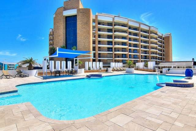 720 Access Road 1-A #712, Port Aransas, TX 78373 (MLS #361670) :: KM Premier Real Estate
