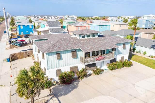 3425 S 11th Street, Port Aransas, TX 78373 (MLS #361687) :: KM Premier Real Estate
