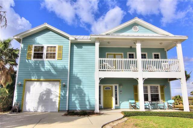 118 Mustang Royale, Port Aransas, TX 78373 (MLS #361770) :: South Coast Real Estate, LLC