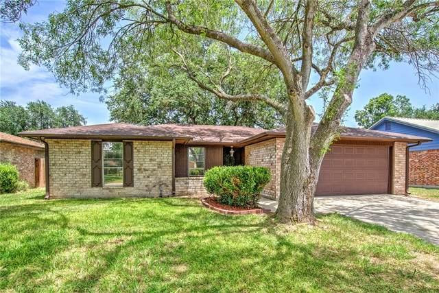 2722 Blue Grass Drive, Corpus Christi, TX 78410 (MLS #361824) :: Desi Laurel Real Estate Group