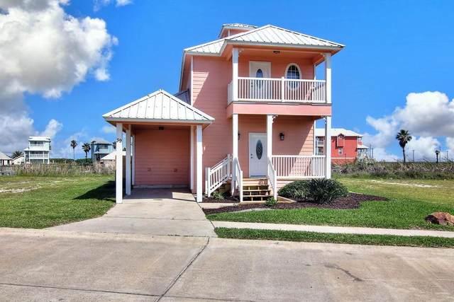 162 La Concha Boulevard #39, Port Aransas, TX 78373 (MLS #361825) :: Desi Laurel Real Estate Group