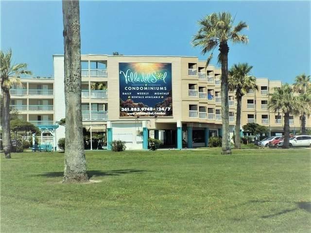 3938 Surfside Boulevard #1243, Corpus Christi, TX 78402 (MLS #361826) :: RE/MAX Elite Corpus Christi