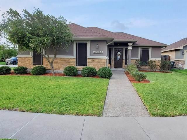 4354 Cool Breeze, Corpus Christi, TX 78413 (MLS #361837) :: Desi Laurel Real Estate Group