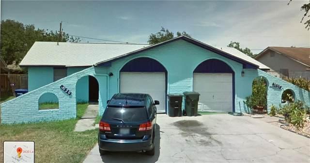 3630 La Paz Drive, Corpus Christi, TX 78415 (MLS #361932) :: Desi Laurel Real Estate Group