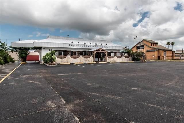 4650 & 4706 Corona Drive, Corpus Christi, TX 78411 (MLS #362063) :: KM Premier Real Estate