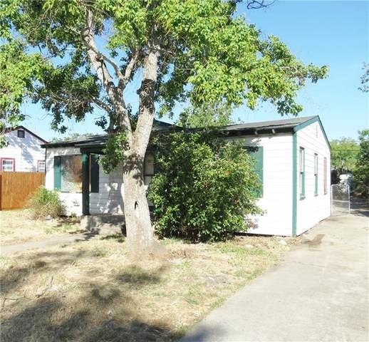 613 Scott Drive, Corpus Christi, TX 78408 (MLS #362091) :: KM Premier Real Estate