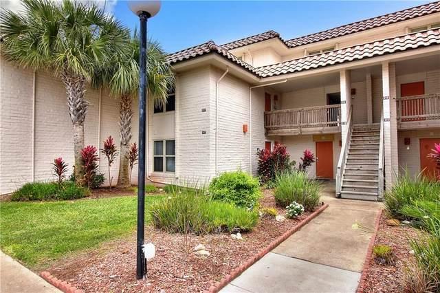 1421 S 11th Street #117, Port Aransas, TX 78373 (MLS #362118) :: KM Premier Real Estate