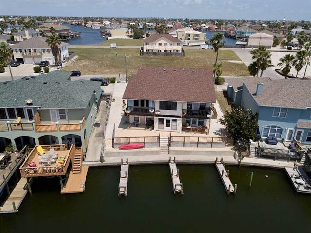 13997 Fortuna Bay Drive #203, Corpus Christi, TX 78418 (MLS #362133) :: KM Premier Real Estate