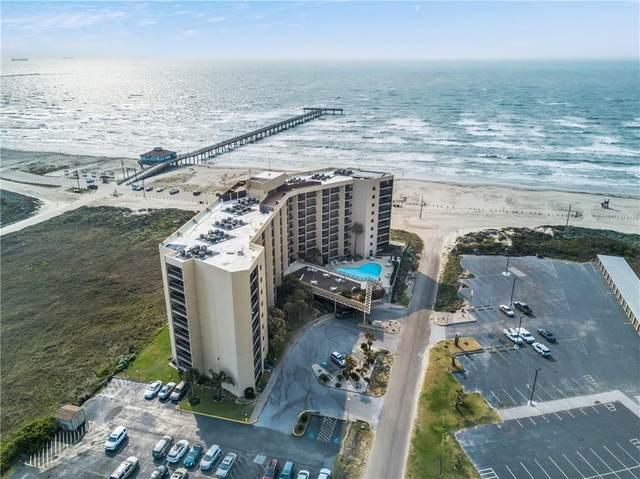 1000 Lantana Drive #904, Port Aransas, TX 78373 (MLS #362144) :: KM Premier Real Estate