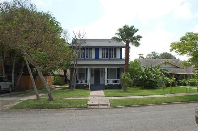 1122 2nd Street, Corpus Christi, TX 78404 (MLS #362187) :: KM Premier Real Estate