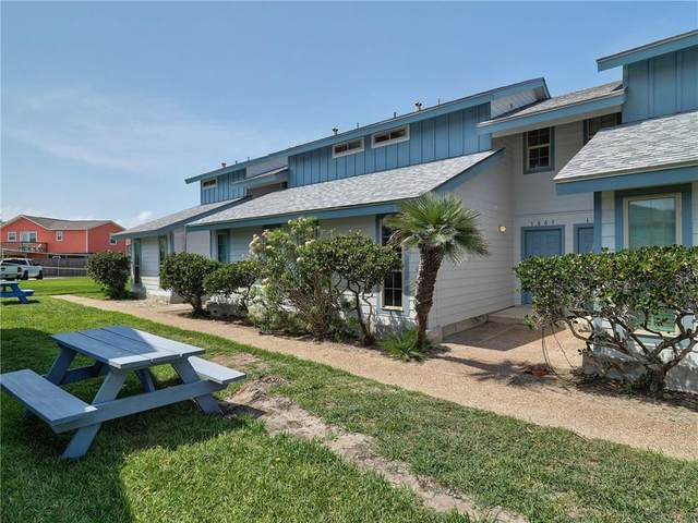 715 Beach Access Road 1A #1005, Port Aransas, TX 78373 (MLS #362203) :: KM Premier Real Estate