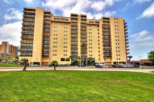 1400 Ocean Drive 502C, Corpus Christi, TX 78404 (MLS #362213) :: KM Premier Real Estate