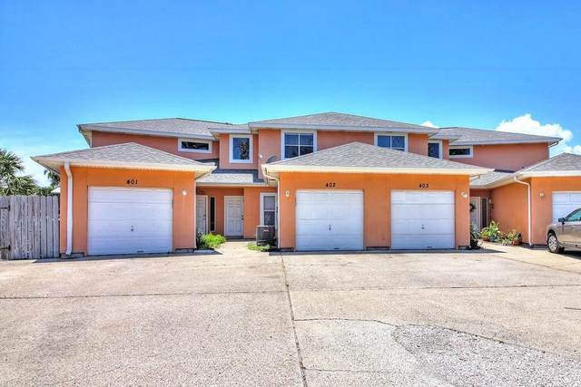 15405 Gun Cay Court #402, Corpus Christi, TX 78418 (MLS #362224) :: RE/MAX Elite Corpus Christi