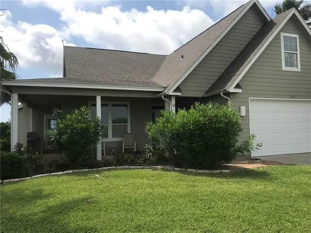 43 Lake Shore, Rockport, TX 78382 (MLS #362235) :: Desi Laurel Real Estate Group