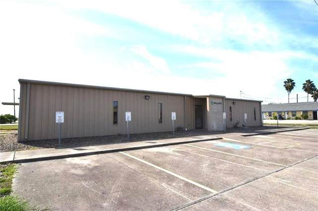 1155 Gregory Street, Taft, TX 78390 (MLS #362244) :: KM Premier Real Estate