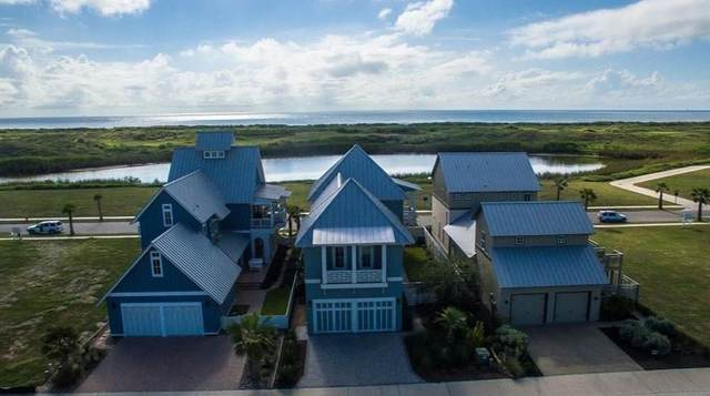164 Sunrise Avenue, Port Aransas, TX 78373 (MLS #362322) :: Desi Laurel Real Estate Group