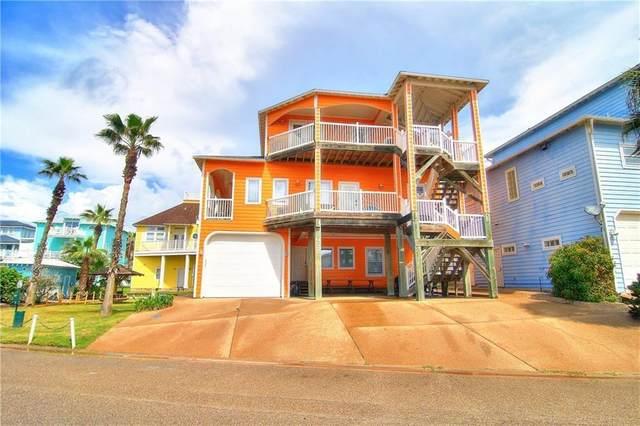 2057 Sand Point, Port Aransas, TX 78373 (MLS #362326) :: Desi Laurel Real Estate Group